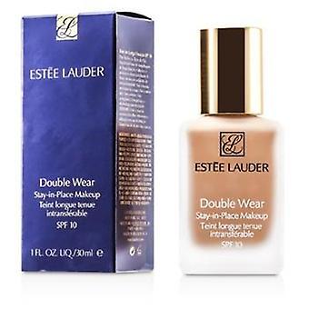 Estee Lauder dubbel slitage stanna på plats makeup SPF 10-No. 03 utomhus beige (4c1)-30ml/1oz