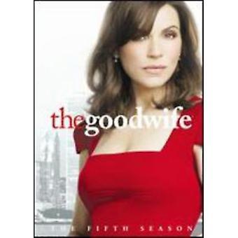 God kone-den femte sæson [DVD] USA importerer