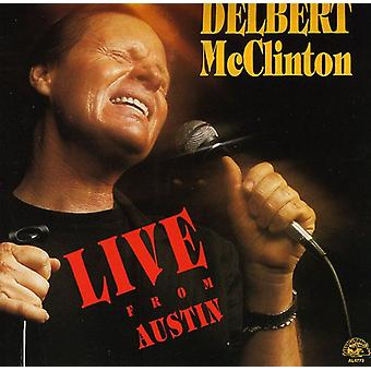 Delbert McClinton - Live från Austin [CD] USA import