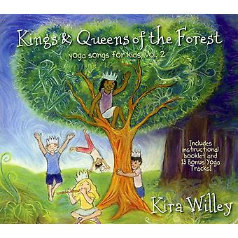 Kira Willey - Kings & Queens of the Forest [CD] USA import