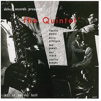 Parker/Dizzy/Powell - Jazz at Massey Hall [CD] USA import