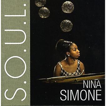 Nina Simone - importación de USA de S.O.U.L. [CD]