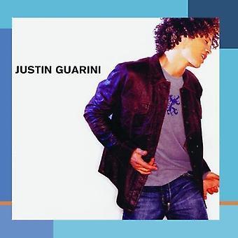Justin Guarini - import USA de son premier Album [CD]