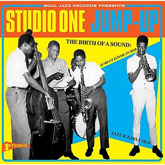 Various Artist - Soul Jazz Records: Studio One Jump Up [CD] USA import