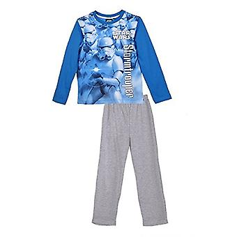 Boys Star Wars Long Sleeve Pyjama Set
