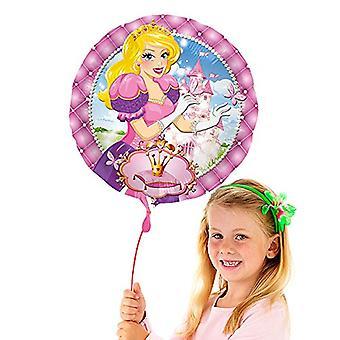 Prinsesse helium ballon folie ballon 43 cm ballon
