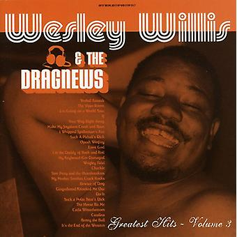 Wesley Willis - Willis, Wesley: Vol. 3-Greatest Hits von Wesley Willis [CD] USA import