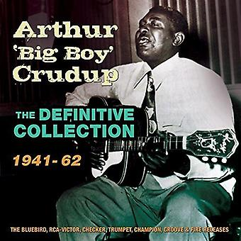 Crudup, 'Big Boy' - Arthur Crudup Arthur Big Boy-definitieve Co [CD] USA import