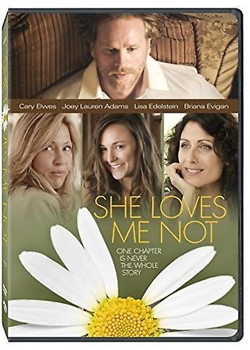 She Loves Me Not [DVD] USA import