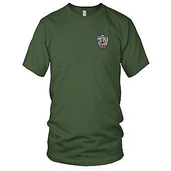US Coast Guard USCG - Air Station Annette Island Alaska brodert Patch - Mens T-skjorte