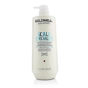 Dual Senses Scalp Specialist Deep Cleansing Shampoo (cleansing For All Hair Types) - 1000ml/33.8oz
