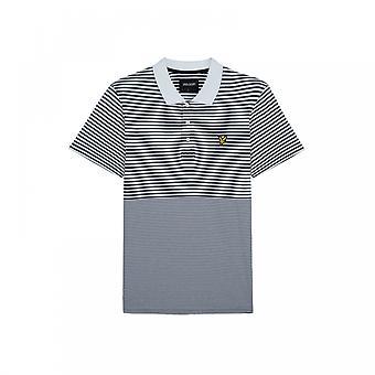 Lyle & Scott Lyle & Scott Mens Stripe Polo Shirt