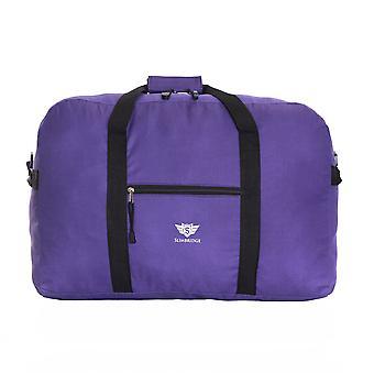 Slimbridge Tarbet 55 cm Cabin Approved Bag, Purple