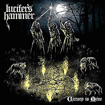 Lucifer's Hammer - Victory Is Mine [Vinyl] USA import