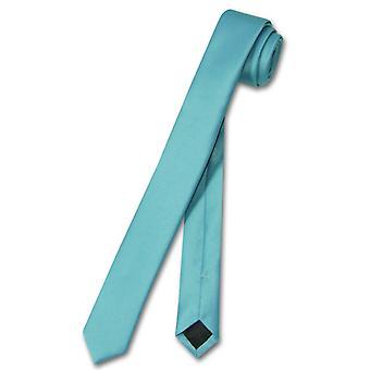 "Vesuvio Napoli smal slips Extra smal mäns 1,5 ""hals slips"