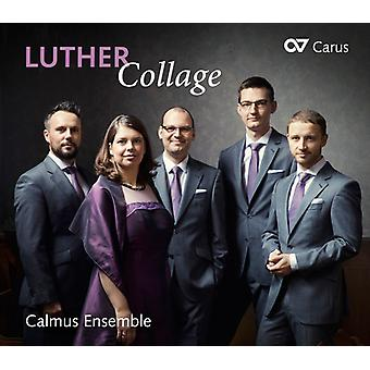 Luther / Calmus Ensemble - Luther Collage [CD] USA import