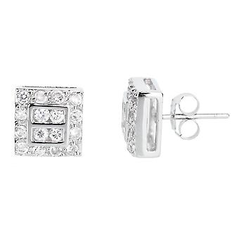Sterling 925 Silver earrings - WESTCOAST 10 mm