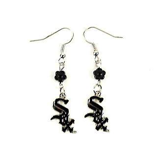 Chicago White Sox MLB Sophie Style boucle d'oreille