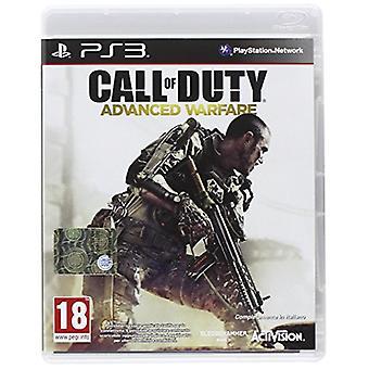 CALL OF DUTY avancerad krigföring PS3 EDIZIONE dag ett-nytt
