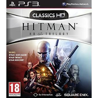 Hitman HD Trilogy (PS3) - Uusi