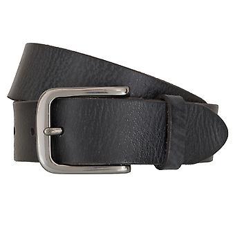Timberland bälten mäns bälten läder bälte jeans Svart 6759