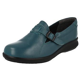 Ladies Easy B Wide Fitting Slip On Shoes Jive