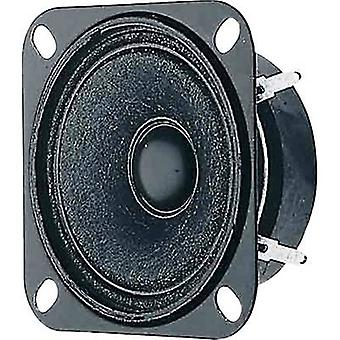 Visaton TW 6 NG Dome tweeter 60 W 8 Ω