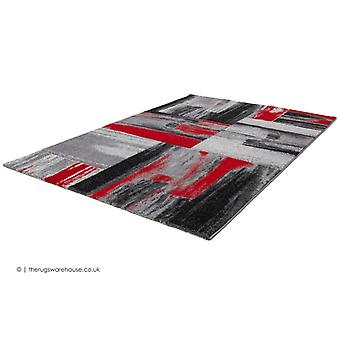 Swing Art Red Rug