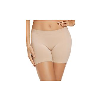 Jockey Skimmies Short Length Slipshort - Light Beige