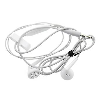 5 Pack -OEM Blackberry Playbook 3.5 Headset with Mic, Universal 3.5mm headset HDW-44306-002
