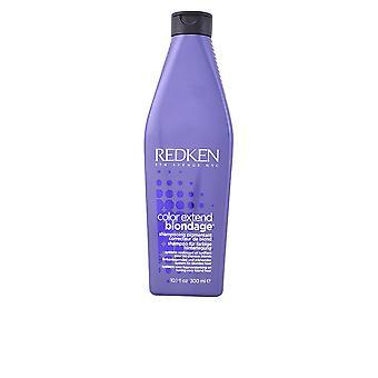 Redken Color udvide Blondage Shampoo 300 Ml Unisex