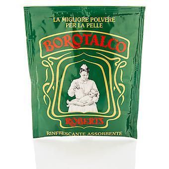 Borotalco talk poeder - 100 gram navulling zakje