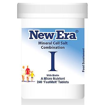 New Era, Combination I, 240 tablets