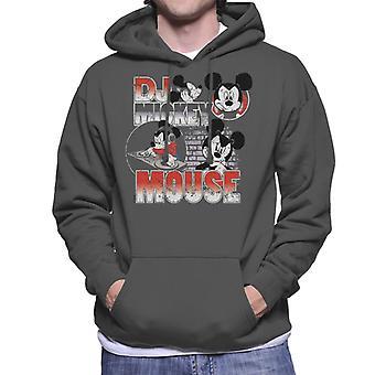 Disney DJ Mikke Mus Hettegenser