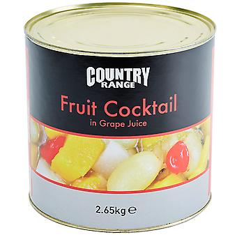 Country Range Fruit Cocktail In Juice