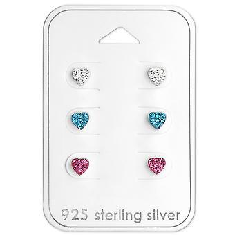Sydän - 925 sterlinghopea setit - W29112x