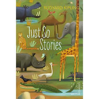 Bara så berättelser av Rudyard Kipling - 9780099582588 bok
