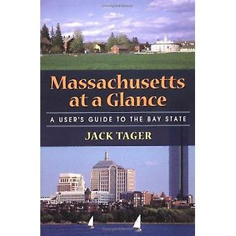 Massachusetts at a Glance by Jack Tager - 9781558494404 Book