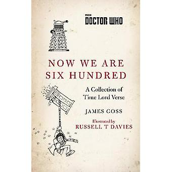 Doctor Who - agora somos seiscentos - uma coleção de senhor do tempo-verso b