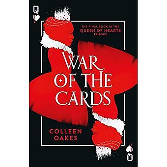 Wojny z kart (królowa serc, Book 3)