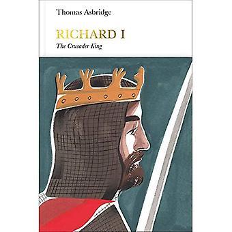 Richard I (Pingwin monarchów): Krzyżowiec król (Pingwin monarchów)