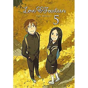 L'amour à quatorze, Vol. 5