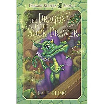 Le Dragon dans le tiroir à chaussettes (gardiens de Dragon)
