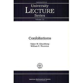 Confoliations, vol. 13
