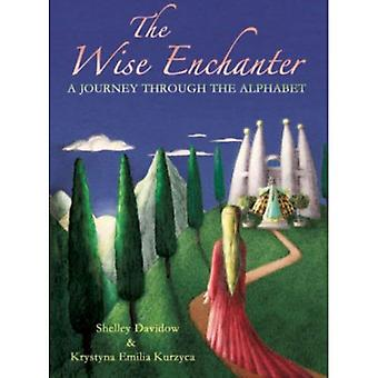 The Wise Enchanter: A Journey Through the Alphabet