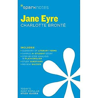 Jane Eyre by Charlotte Bronte (SparkNotes Literature Guide)