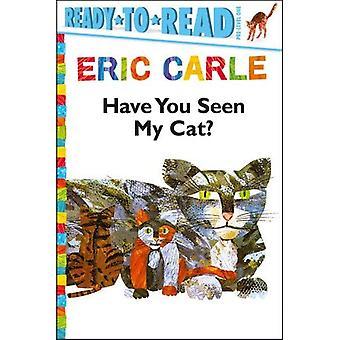 Har du sett min katt? (Redo-att-läsa - nivå Pre1