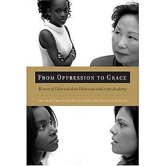 De l'Oppression à la grâce: femmes de couleur et leurs dilemmes au sein de l'Académie