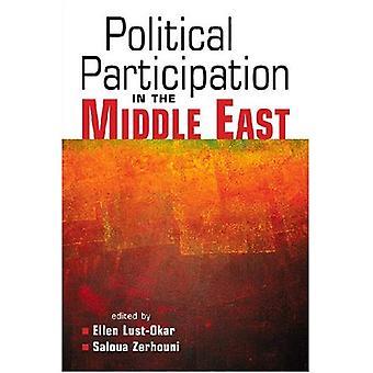 Politiskt deltagande i Mellanöstern