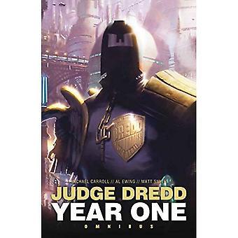 Judge Dredd: År ett: Omnibus